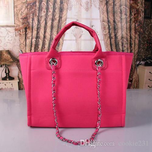 Ladies Canvas Bag