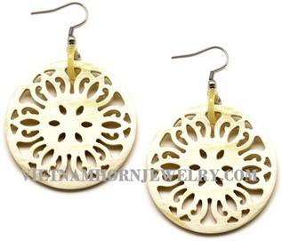 Horn Earring Jewellery