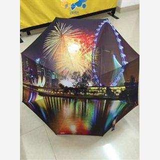 Printed Polyester Umbrella