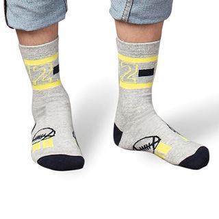 Men's Cotton Spandex Socks