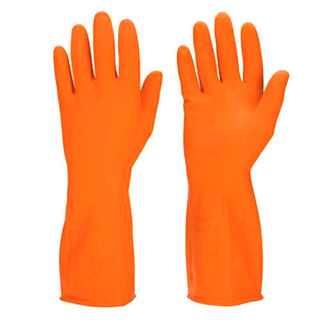 Safety Latex Gloves