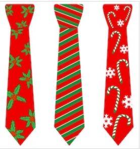 Printed Neck Ties