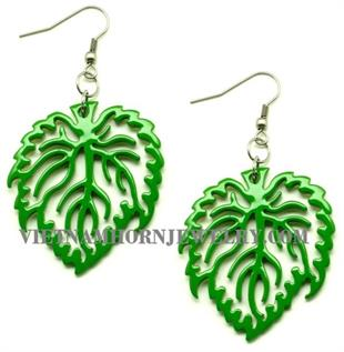 Leaf Shape Earring