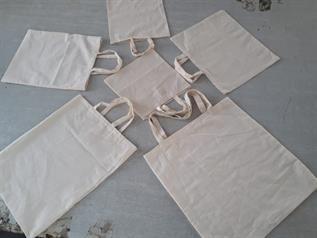 Woven Cotton Bag