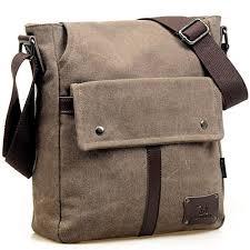 Men's Canvas Bag