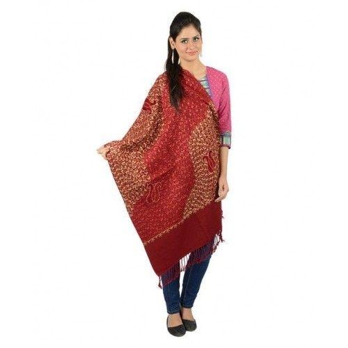 Ladies Classic Pashmina Shawls