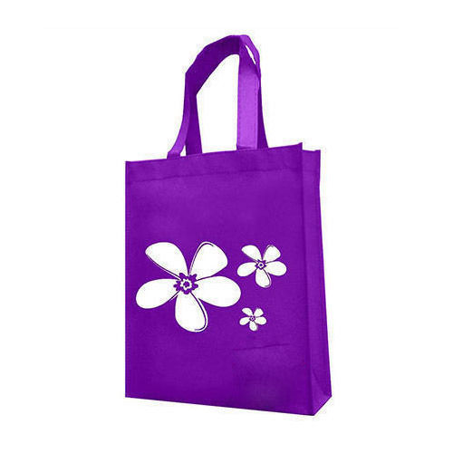 Printed Woven Carry Bags