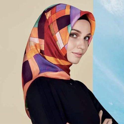 Women's Printed Hijab
