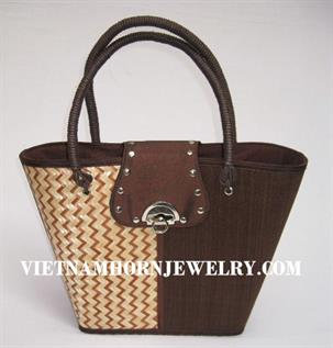 Ladies Bamboo Handbag