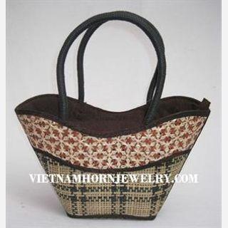 Women's Bamboo Handbag