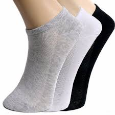Plain Ankle Socks