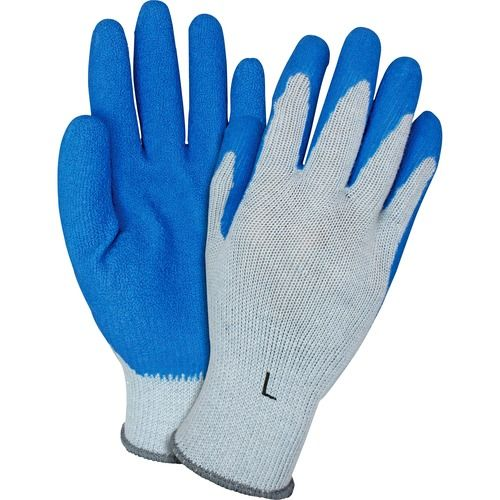 Knitted Coated Gloves