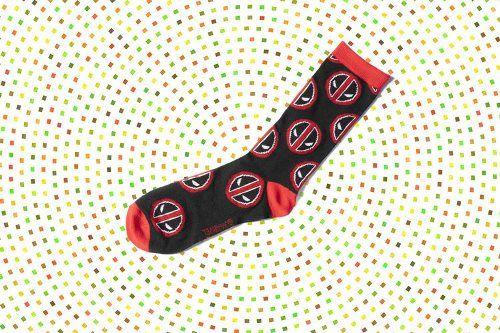 Men's Printed Socks
