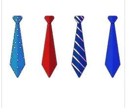 Men's Formal Ties