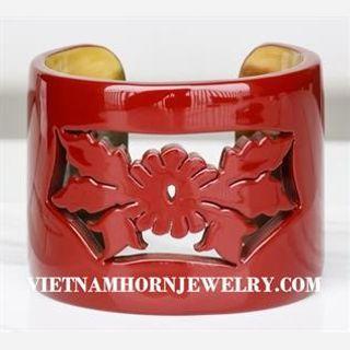 Vietnam Horn Bangle