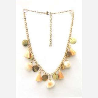 Ladies Shell Necklace