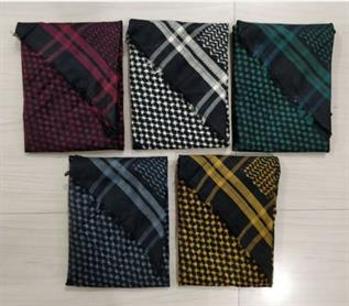 Men's Acrylic Scarves