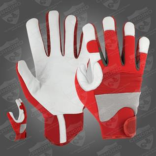 Mechanic Leather Gloves