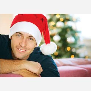 Men's Santa Hat