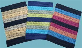 Jute, PP BCF, Cotton, Woven, Quick-Dry
