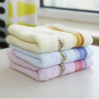 100% Cotton, Woven, Quick-Absorbent, Softer touch