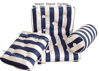 Kapok Cushion, Woven, Handmade, Quick-Dry, and Anti-Static