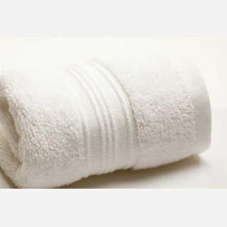 cotton, plain woven or jacquard, good quality for home, hotel, hospital