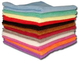 Terry Microfiber , Woven, Softer, Quick Dry