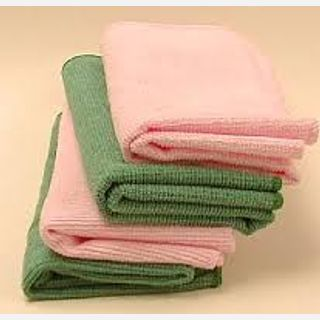 100% Cotton, Woven, Water absorption
