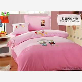 100% Cotton, Hand woven, Breathable, Massage, ECO friendly