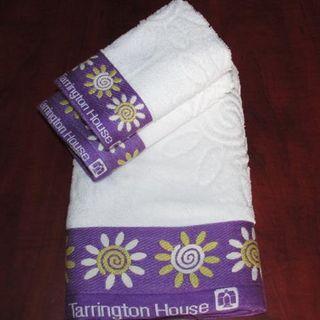 Sun jacguard Towel