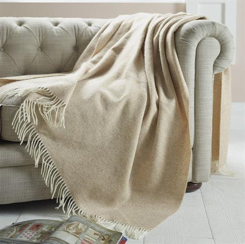 woolen throw