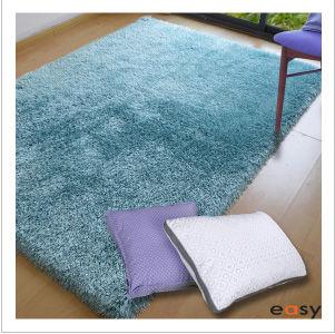 Most popular sales shaggy polyester floor carpet underlayment