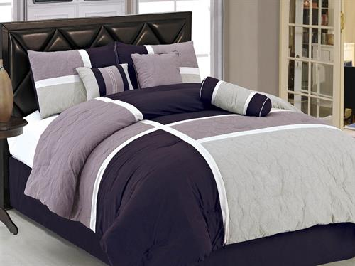 polyester cotton bedding sets with pillow cover