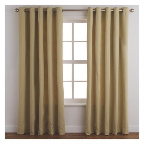 Velvet Curtain with Blackout Lining