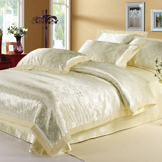100 Silk Woven Bed Sheets