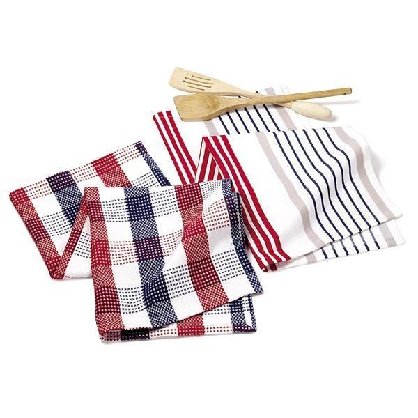 Woven Kitchen Towels