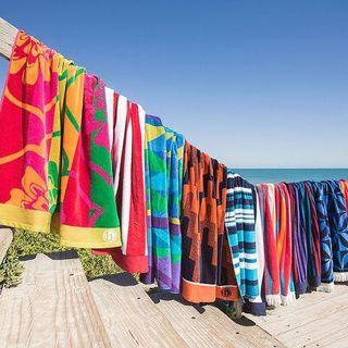 Fancy Beach Towel