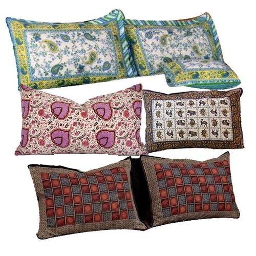 Pillow Covers.