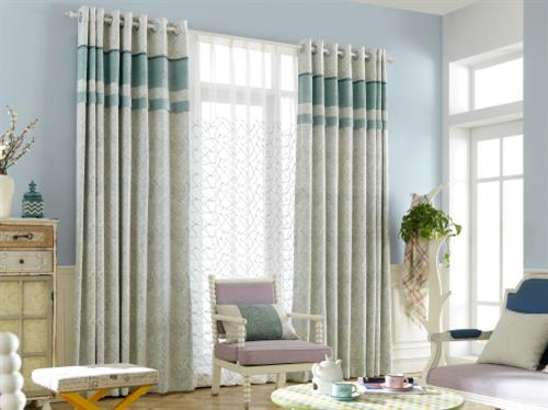 Curtain-Livingroom Furnishing