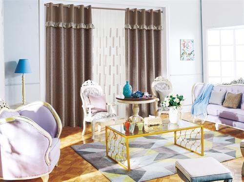 Curtain-Livingroom Furnishing