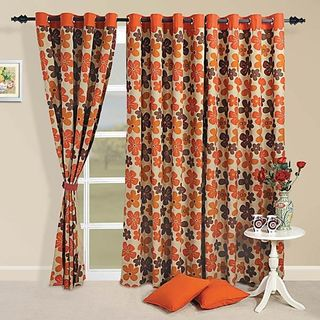 Printed Curtains Exporter