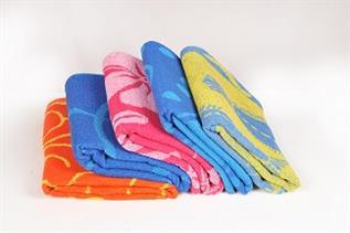 Cotton Bathroom Towels