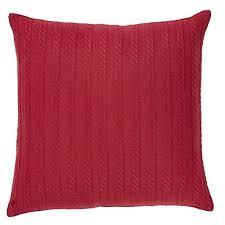 Woven Pillow Cover