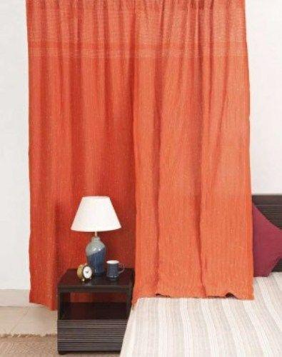 Cotton Woven Curtain