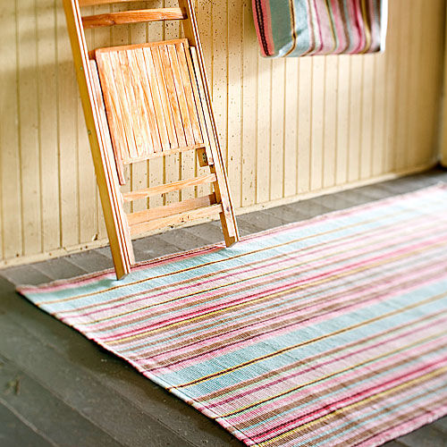 Woven Cotton Rugs