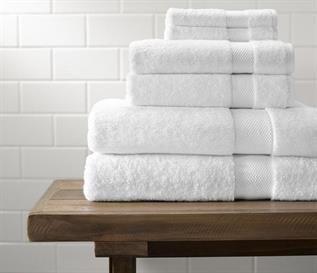 Soft Bath Towels