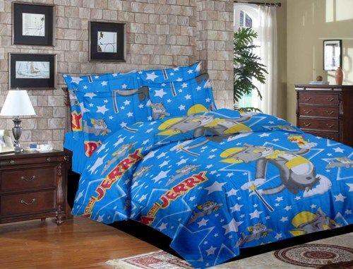 Cotton Single Bed Sheet