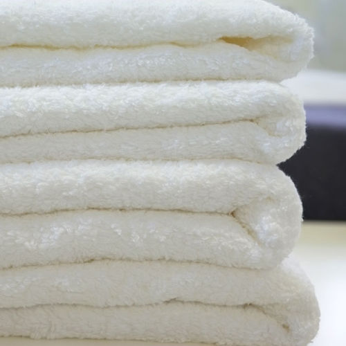 Bamboo Cotton Bath Towels