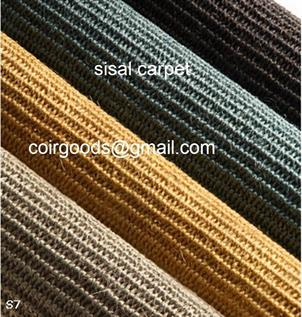 Sisal Carpet Manufacturers India
